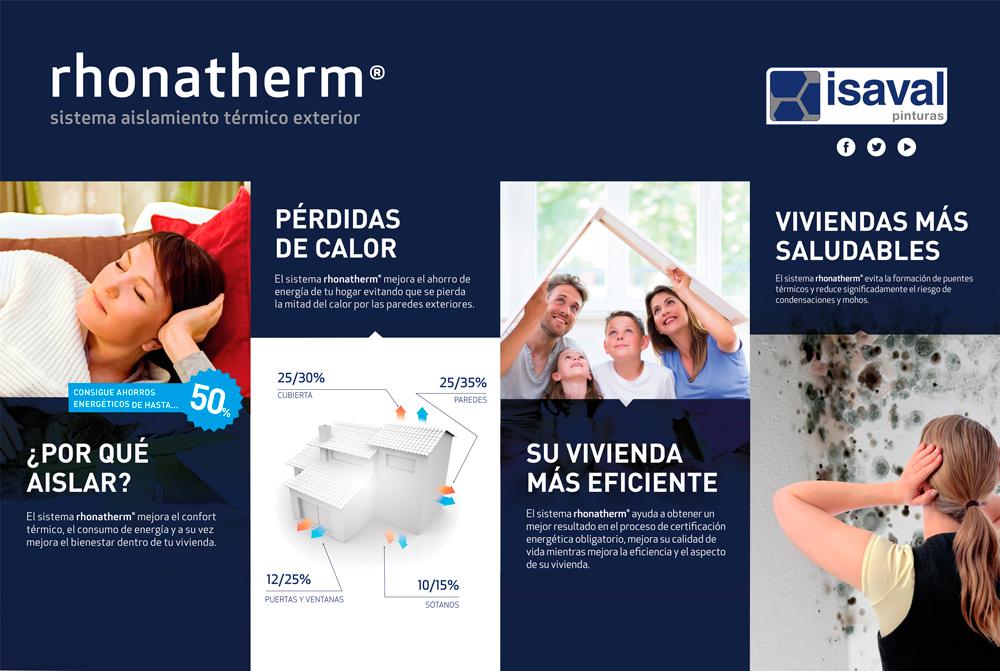 Assistance Feria Rehabitar Madrid | Rhonatherm